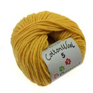 Gepard Cottonwool 5 122 Stærk Gul