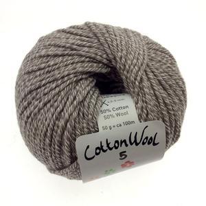 Gepard Cottonwool 5 - 142 Beige melert