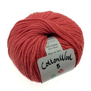 Gepard Cottonwool 5 - 208 Støvet Koral