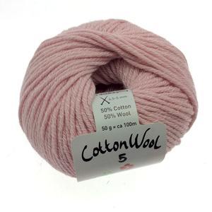 Gepard Cottonwool 5 - 410 Lys Rosa