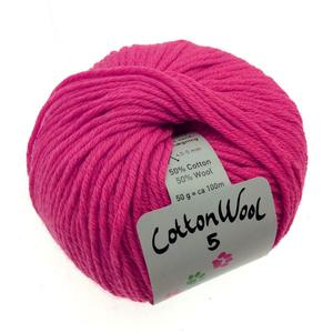 Gepard Cottonwool 5 - 430 Dæmpet Pink