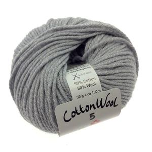 Gepard Cottonwool 5 506 Lys Grå
