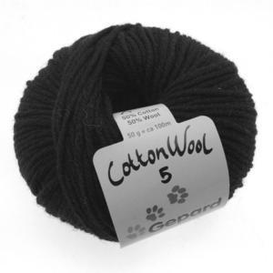 Gepard Cottonwool 5 599 Sort
