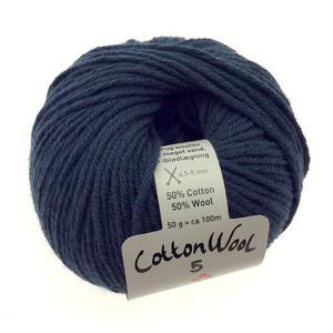 Gepard Cottonwool 5 - 748 Mørk denim-blå