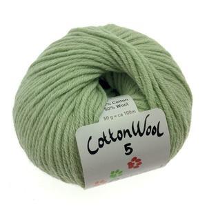Gepard Cottonwool 5 810 Lys forårsgrøn