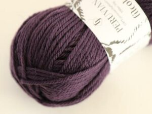 Filcolana Peruvian Highland Wool 235 Grape Royal