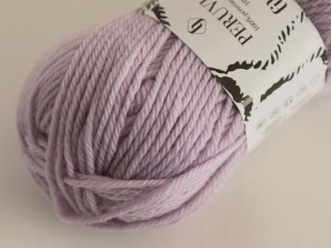 Filcolana Peruvian Highland Wool 369 Slightly purple