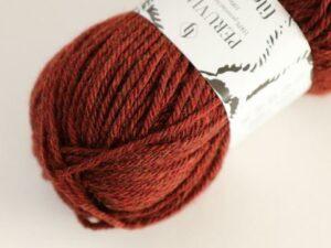 Filcolana Peruvian Highland Wool 832 Burnt sienna