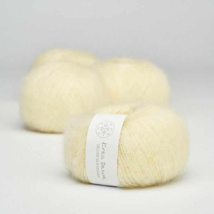 Krea Deluxe Silk Mohair 03 Sart lysegul