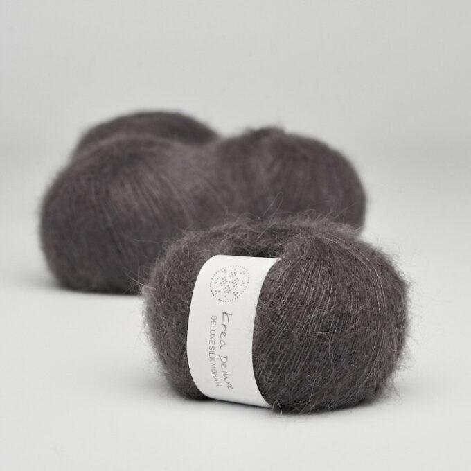 Krea Deluxe Silk Mohair 43 Aubergine