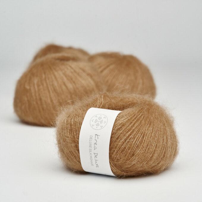 Krea Deluxe Silk Mohair 53 Croissant