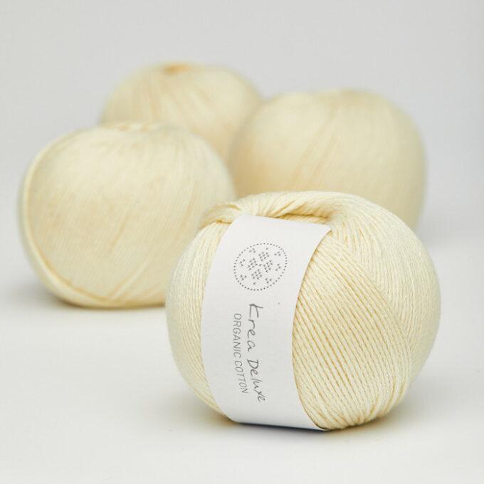 Krea Deluxe Organic Cotton 03 sart gul