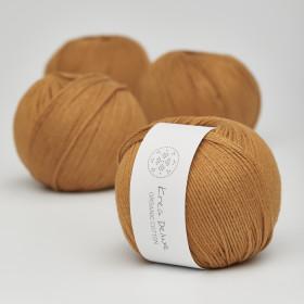 Crea Deluxe Organic Cotton 09 senneps gul