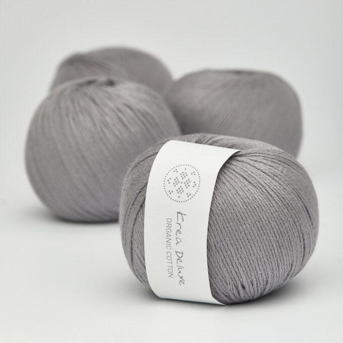 Krea Deluxe Organic Cotton 49 grå