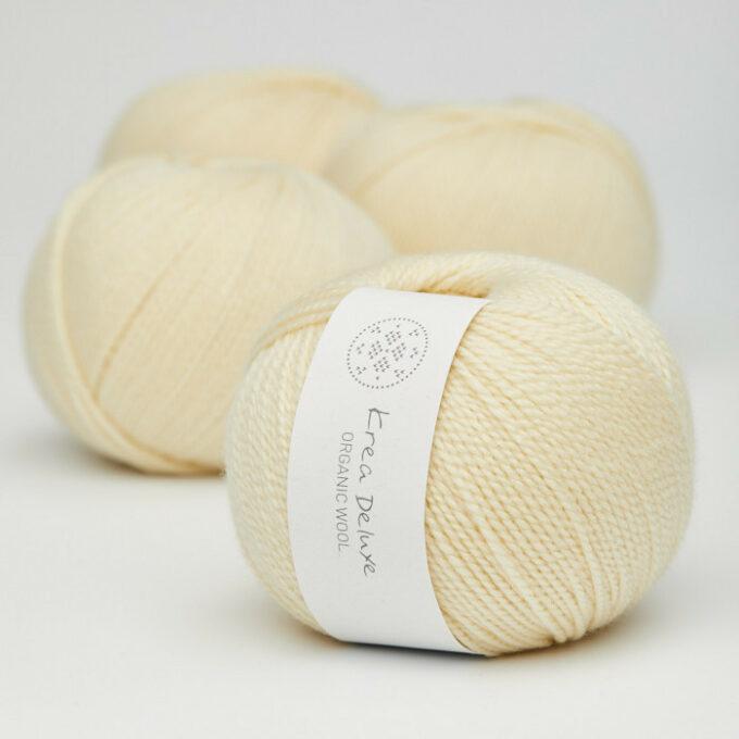Krea Deluxe organic Wool 1 03 Sart lysegul