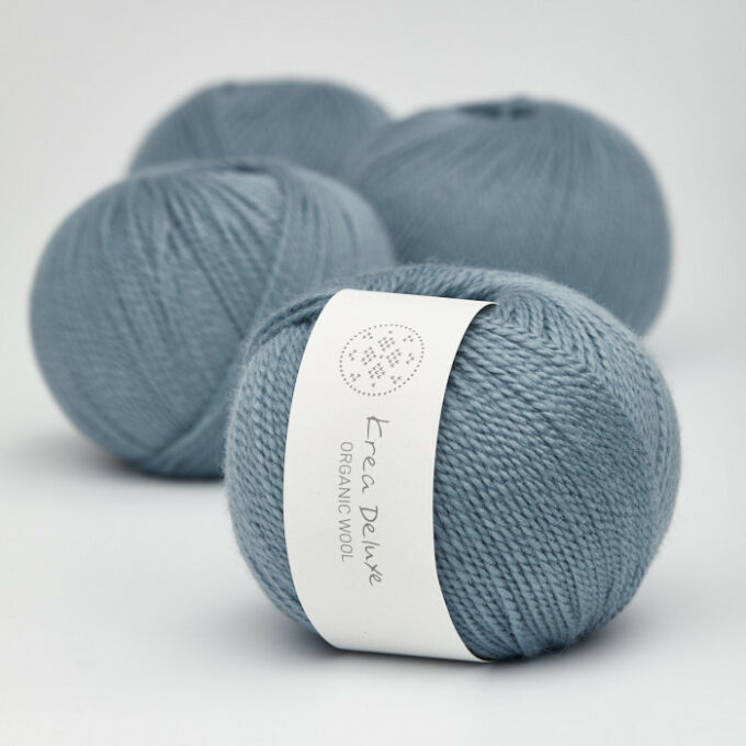 Krea Deluxe Organic Wool 1 23