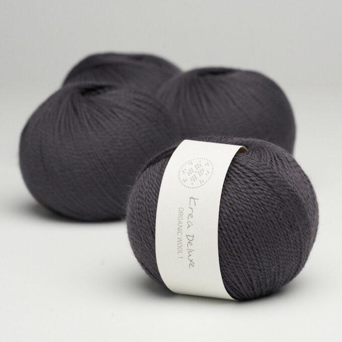 Krea Deluxe Organic Wool 1 43 Aubergine