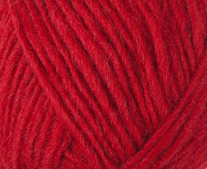 Álafosslopi 0047 Happy Red