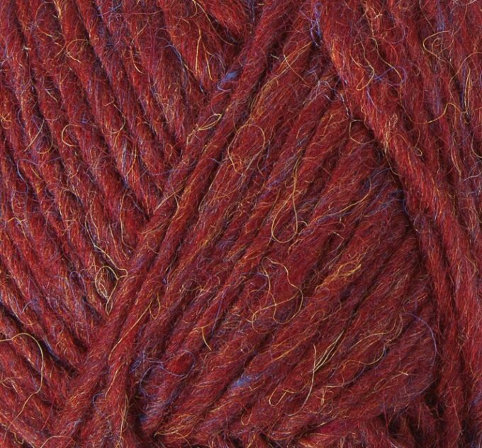 Álafosslopi 9962 Ruby red