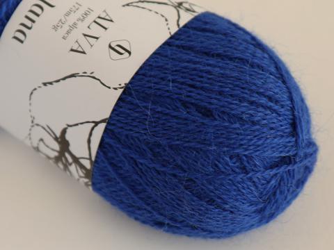 Filcolana Alva 337 Bright Cobalt