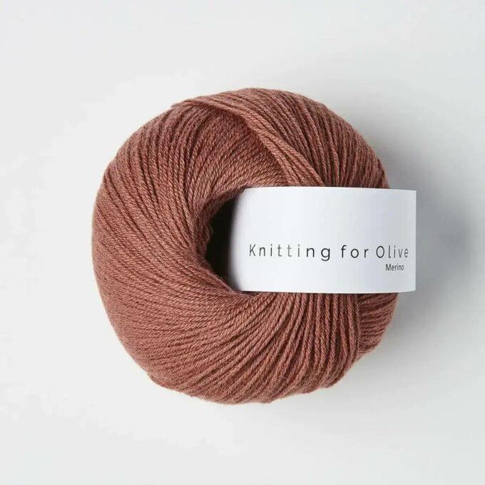 Knitting for Olive Merino Blommerosa