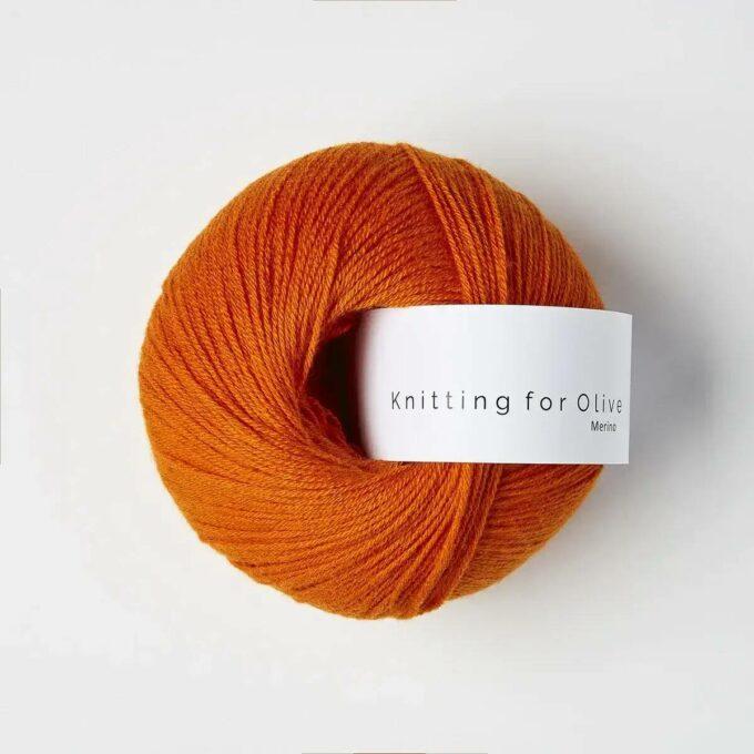 Knitting for Olive Merino Hokkaido