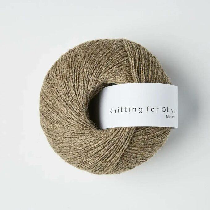 Knitting for Olive Merino Natur
