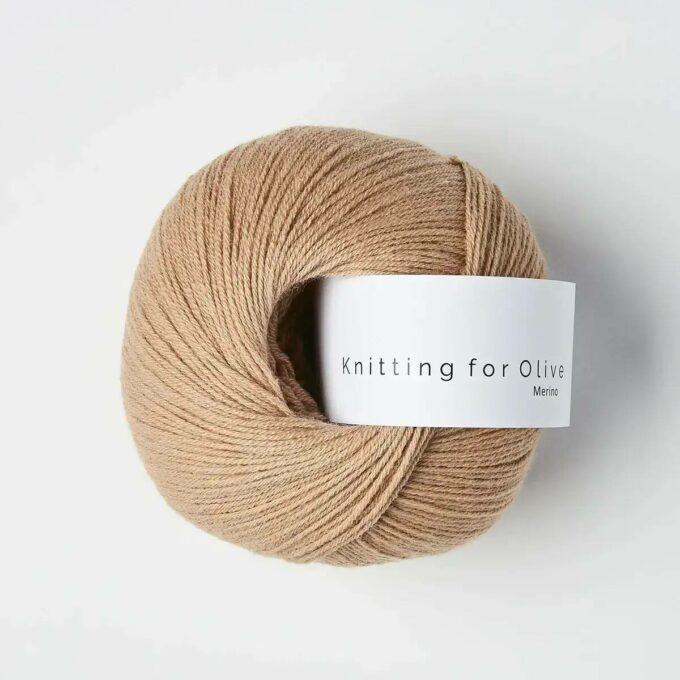 Knitting for Olive Merino Rosa Kamel