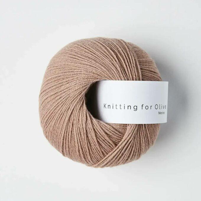 Knitting for Olive Merino Rosa Ler