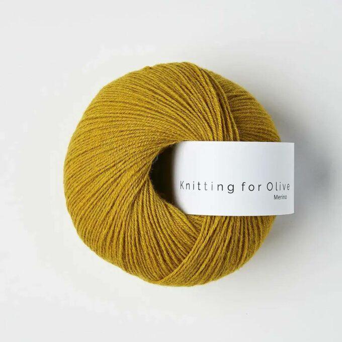 Knitting for Olive Merino Sennep
