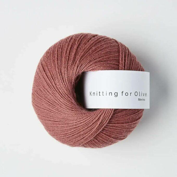 Knitting for Olive Merino Vilde bær