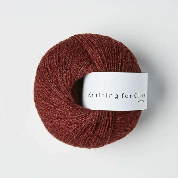 Knitting for Olive Merino Vinrød