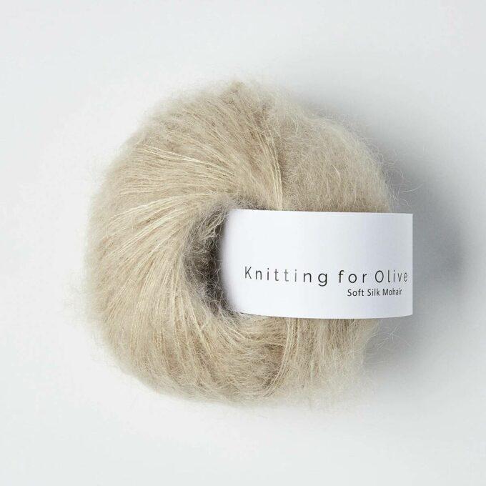 Knitting for Olive Soft Silk Mohair - Havre