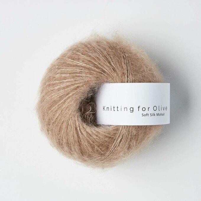 Knitting for Olive Soft Silk Mohair - Rosa Ler