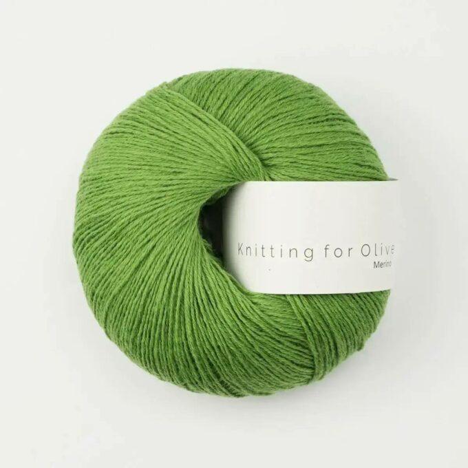 Knitting for Olive Merino Køvergrøn