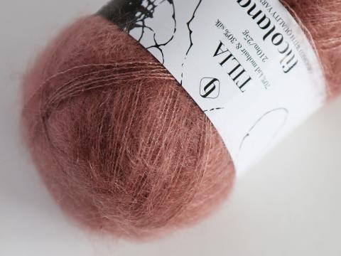 Filcolana Tilia 373 Vintage Rose