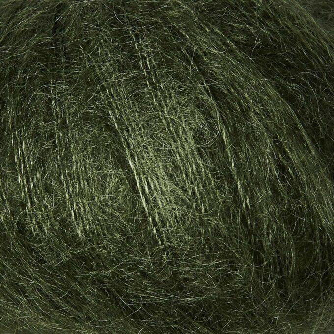 Knitting for Olive - Soft Silk Mohair Flaskegrøn 2