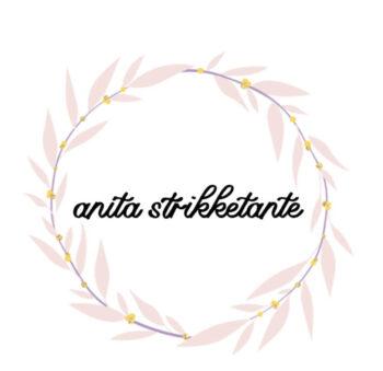 Anita strikketante